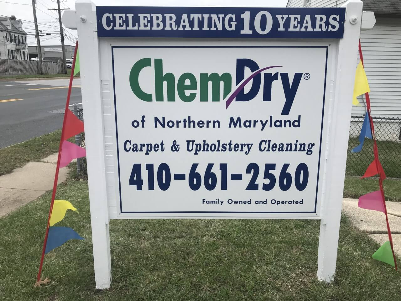 Chem-Dry of Northern Maryland Baltimore location